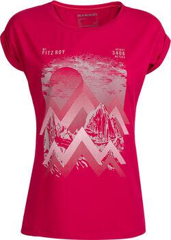 MAMMUT Mountain T-Shirt Damen Pink