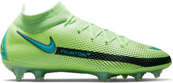 Nike Phantom GT Elite Dynamic Fit FG chaussure de football Vert
