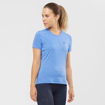 Salomon XA haut de running Femmes Bleu