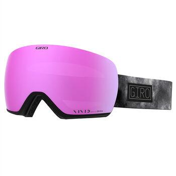 Giro Lusi Vivid Lunettes de ski Femmes Noir