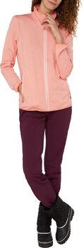 McKINLEY Roto II blouson en laine polaire Femmes Rose