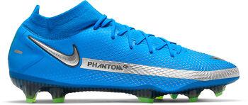 Nike Phantom GT Elite Dynamic Fit FG chaussure de football Hommes Bleu