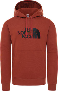 The North Face DREW PEAK sweat-shirt à capuche Hommes Orange