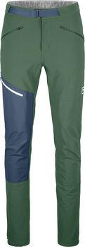 ORTOVOX BRENTA pantalon de randonnée Hommes Vert
