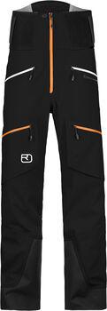 ORTOVOX 3L Guardian pantalon de ski Hommes Noir