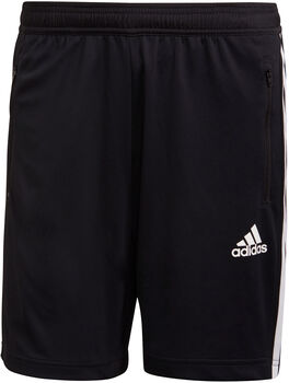 adidas Move 3-Stripes short d'entraînement  Hommes Noir