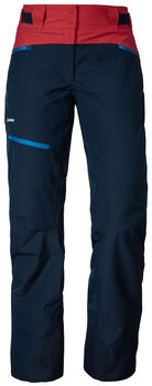 SCHÖFFEL Corvara pantalon de ski Femmes Bleu