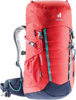 Deuter Climber 18 Wanderrucksack Rot