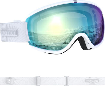 Salomon iVY Photo Sigma Skibrille Damen Weiss