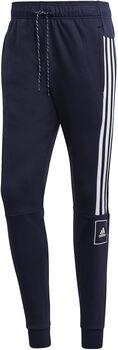 adidas 3 Stripes Tape Trainingshose Herren Schwarz