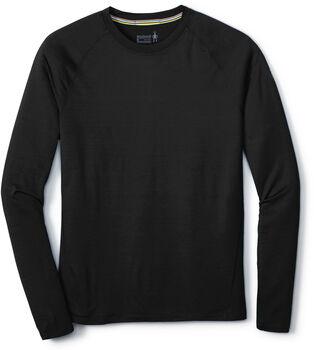 Smartwool Merino 150  Shirt de function long Hommes Noir