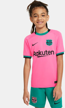 Nike FC Barcelona Breathe Stadium 3R maillot de football Rose