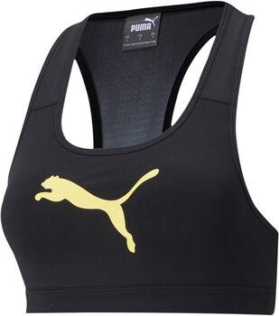 Puma Mid Impact 4Keeps brassière de sport Femmes Noir