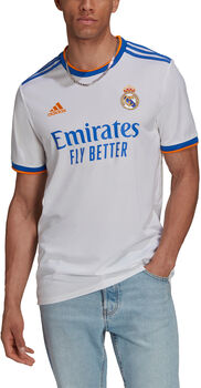 adidas Real Madrid Home maillot de football Hommes Blanc