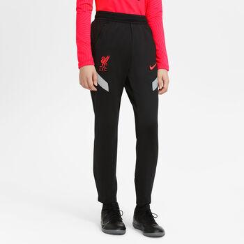 Nike FC Liverpool Strike pantalon de football Garçons Noir