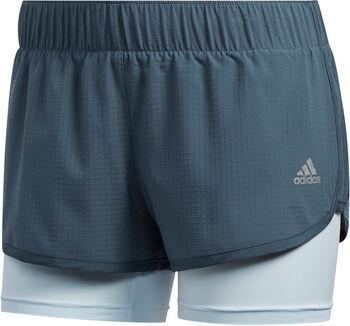 adidas Marathon 20 Short running Femmes Bleu