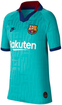 Nike FC Barcelona Breathe Stadium 3R Fussballtrikot Türkis