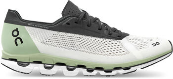 On Cloudboom Chaussure de running Hommes Blanc