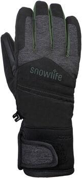 Snowlife JR Venture GTX Glove Skihandschuh Schwarz