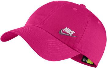 Nike Sportswear Heritage86 Cap Damen Rot
