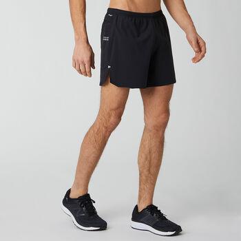 New Balance Impact Run 5In Shorts Herren Schwarz