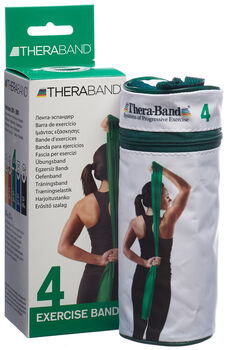 TheraBand 2.5m bande fitness  Vert
