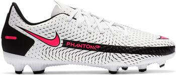 Nike Phantom GT Academy FG chaussure de football Blanc