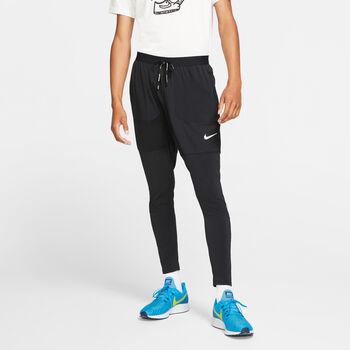 Nike PHENOM Pantalon d'entraînement lang Hommes Noir