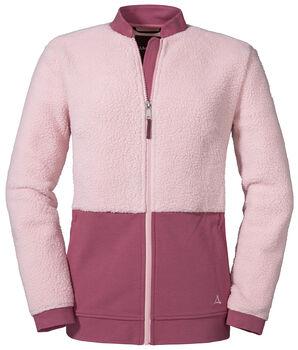 SCHÖFFEL Stavanger Fleecejacke Damen Pink