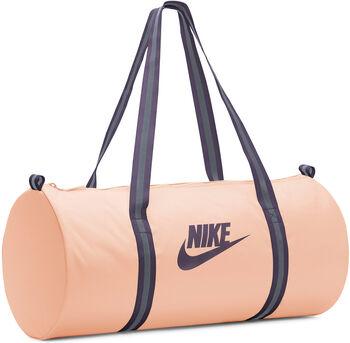 Nike Heritage Duffel Trainingstasche Orange