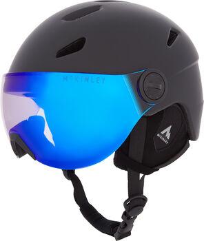 McKINLEY Pulse HS-016 Visor Photoch. Revo casque de ski Noir