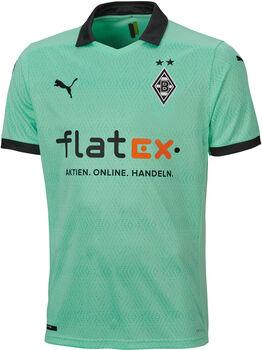 Puma Borussia Mönchengladbach 20/21 3rd Replica Fussballtrikot Grün