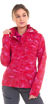SCHÖFFEL Neufundland5 Regenjacke Damen Pink