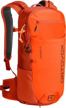 ORTOVOX TRAVERSE 20 Kletterrucksack Herren Orange