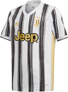 adidas Juventus Turin 20/21 Home Fussballtrikot Weiss