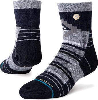 Stance Little Creek Quarter Wandersocken Blau
