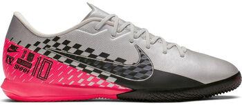 Nike VAPOR 13 ACADEMY NJR IC Fussballschuh Indoor Schwarz