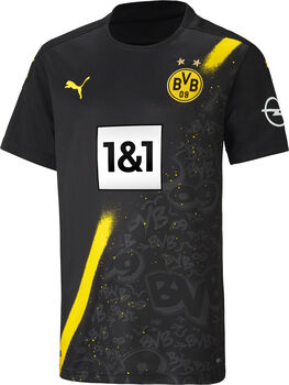 Puma BVB 20/21 Replica Away maillot de football Garçons Noir