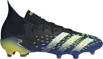 adidas Predator Freak .1 FG chaussure de football Hommes Noir