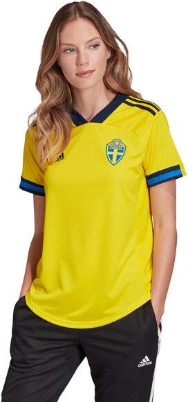 Schweden Home Fussballtrikot