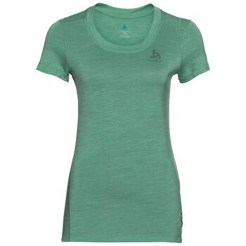 Odlo Natural + Light Baselayer T-Shirt Damen Grün
