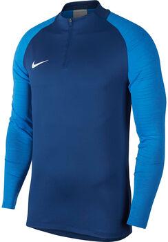 Nike Dri-FIT Strike Trainingsshirt langarm Herren Blau