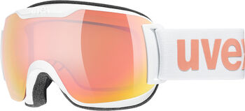 Uvex downhill 2000 Small CV Skibrille Weiss