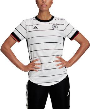 adidas Germany Home Replica maillot de football  Femmes Blanc