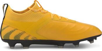 Puma ONE 20.2 FG/AG Chaussure de football Hommes Jaune