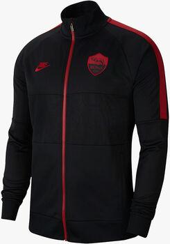 Nike AS Roma I96 CL Trainingsjacke Herren Schwarz