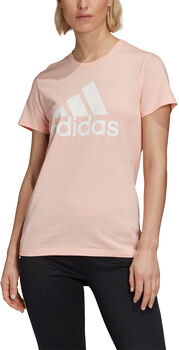 adidas Must Haves Badge of Sport T-Shirt Damen Pink