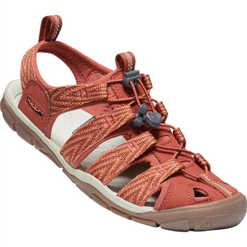 KEEN Clearwater CNX sandale de trekking Femmes Orange