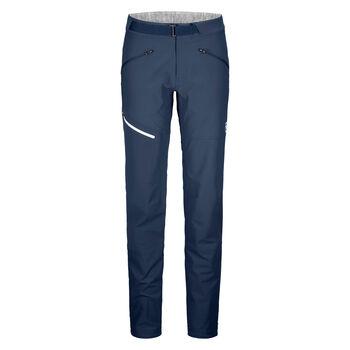 ORTOVOX BRENTA Pantalon de marche Femmes Bleu