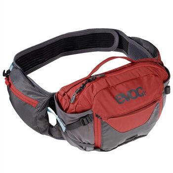 evoc Hip Pack Pro 3 L + 1.5 L Bladder sac de hanche Rouge